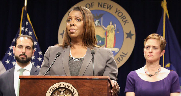 NY AG Joins Coalition of States Urging Congress  to Remove Barriers to Treat Opioid-Use Disorder