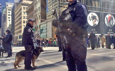 NYC Area Gets $178M  in Anti-Terror Funds