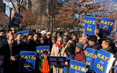 City Board of Elections Declares Katz Winner  of Democratic Primary for Queens DA