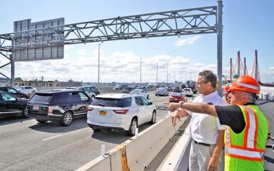 Second Span of Kosciuszko Bridge Opens