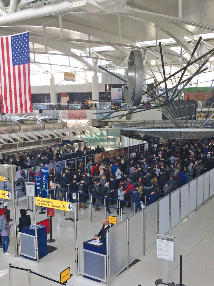 Airports Hail Historic Summer