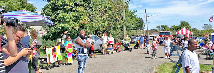 Summer Wins: Hamilton Beach Baby Parade  Marks the End of the Season
