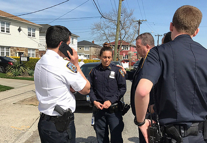 Former 106th Precinct Cop in Alleged Murder-for-Hire Plot Denied Bail