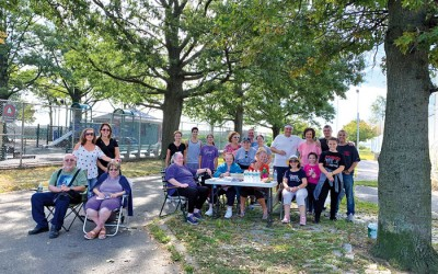 Walk-A-Thon Nets $4K  for Clinic