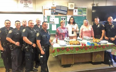 Civic 'Thanks' Finest  with Feast