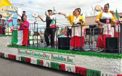 Celebrate Columbus Day in Howard Beach