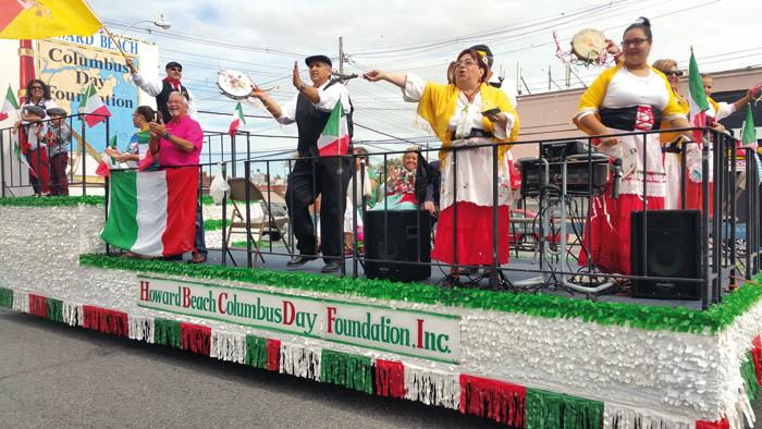 Celebrate Columbus Day in Howard Beach