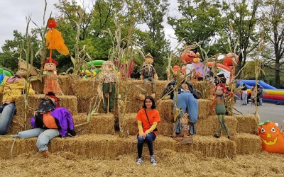 Tradition Thrives in Woodhaven  as Families Flock to Fall Fairs