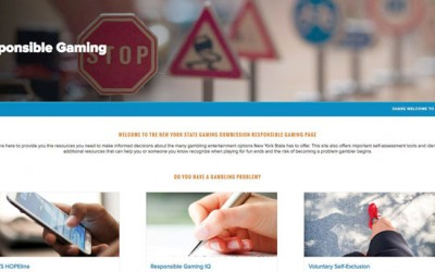 Addabbo Lauds Problem Gambling PSA