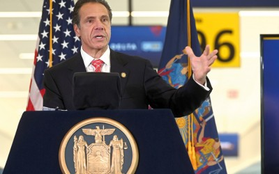 Cuomo Fires off Letter Fuming  over National Grid's 'Unconscionable' Actions