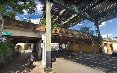 Ozone Park Station Incident  Spurs MTA Falling-Debris 'Inspection Blitz'