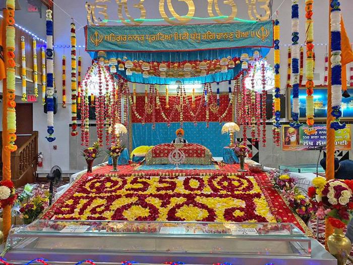 Sikhs Mark Founder's Birthday
