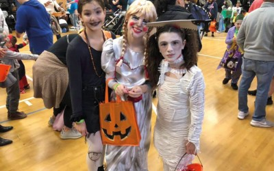 Second Annual 'Halloween Trunk or Treat'  is a Scary Success