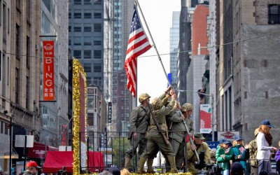 Queens, City Honor True Heroes at Veterans Day Events