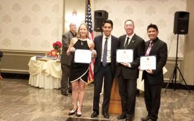 Civic Celebrates Woodhaven Leaders
