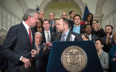 City Changing Official NYC Map to Make Rikers Island a Public Space by 2026