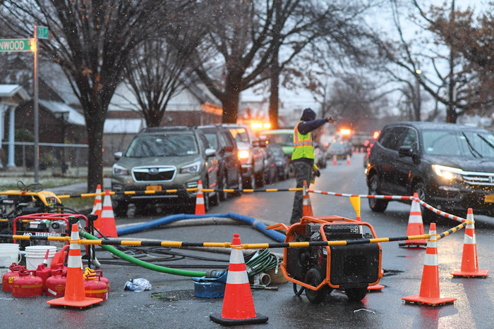 Dozens of South Ozone Park, Jamaica Homes Flooded after Sewer Main Blockage