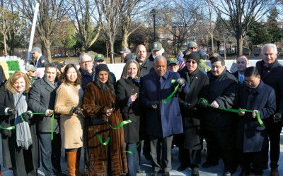 Queens Vietnam Veterans Memorial  Finally Opens in Elmhurst Park