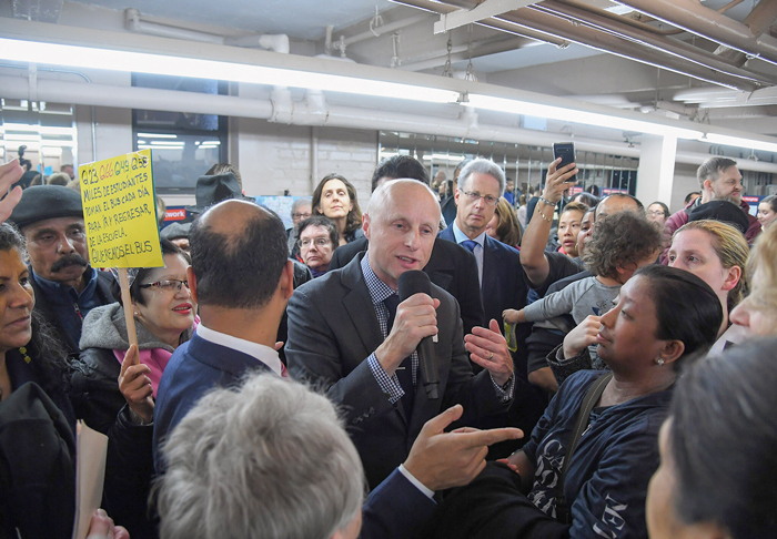 Borough Communities Want MTA to go back  to Drawing Board for Bus Network Redesign Effort