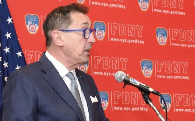 FDNY Touts Drop  in Fire Deaths