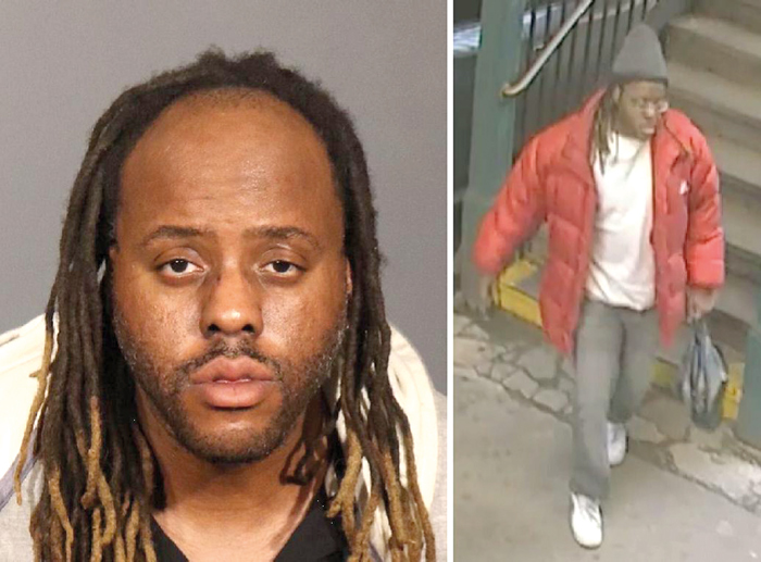 Subway Flasher Gets Prison Time