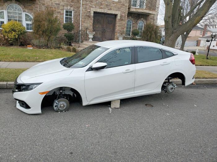 Wheel Steal