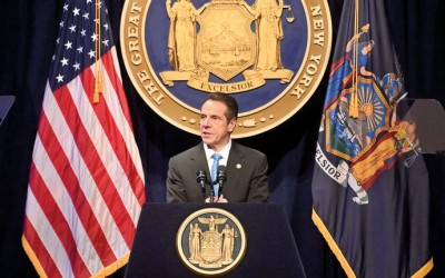 'Current Challenges are Daunting— but it is Nothing New York can't Handle': Cuomo Delivers 'Robust' State of the State Address