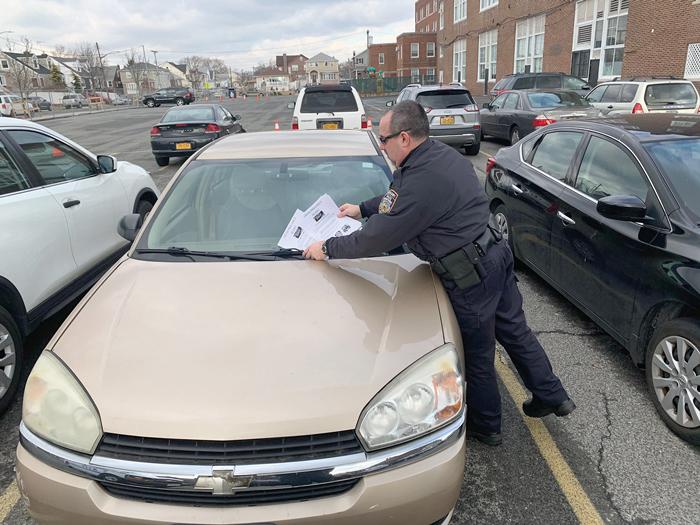Car Crimes Still Soaring