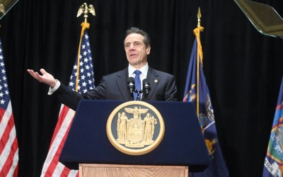 Cuomo Launches Campaign  to Ban Flavored Nicotine Vaping Products
