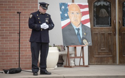 Richmond Hill Still Mourns Fallen Cop