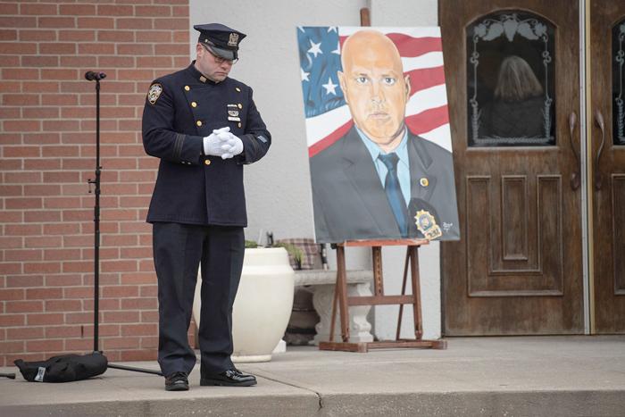 Richmond Hill Still Mourns Fallen Cop