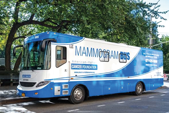 No-Cost Mammograms in Ozone Park