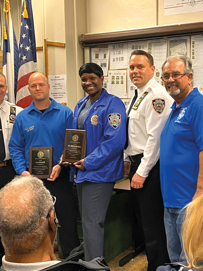 Community Cops of the Month