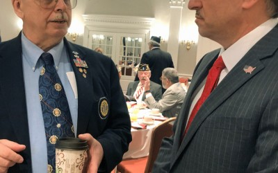 State Senate Passes Legislation for  Veterans and Active Duty Military Personnel