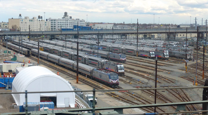 City, Amtrak Release Sunnyside Yard Plan