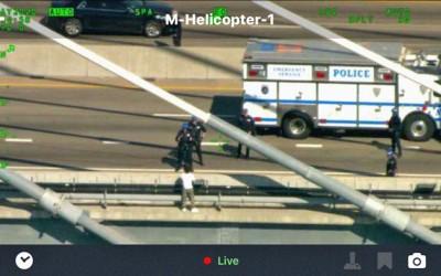 Cops Thwart Borough Bridge Jump