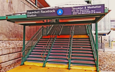 State Nixes Plans for Temporary Hospital  at Aqueduct Racetrack