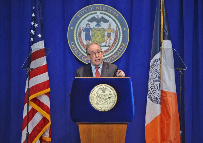 Construction Key to NYC Recovery: Stringer