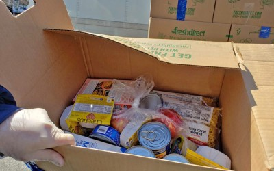 State Secures $25M for Food Banks