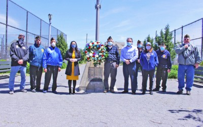 Borough Marks a Memorial Day in Uncertain Times