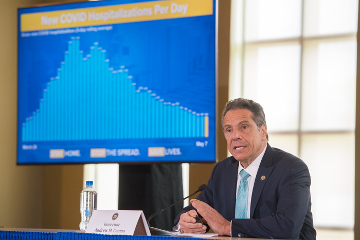 Cuomo Directs Hospitals to Prioritize COVID-19 Testing for Children
