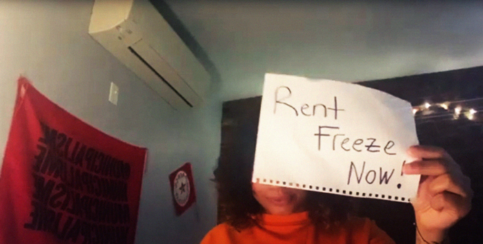 #Recovery4All Calls for Cancellation of Rent,  Mortgage Payments during Crisis