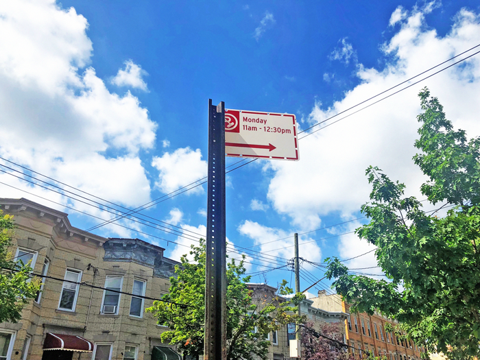 City Reforms Alternate Side Parking