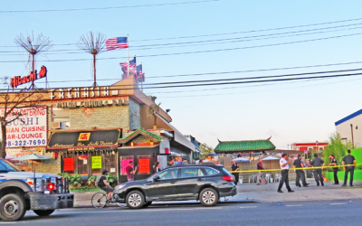 Retired Cop Opens Fire at Area Eatery