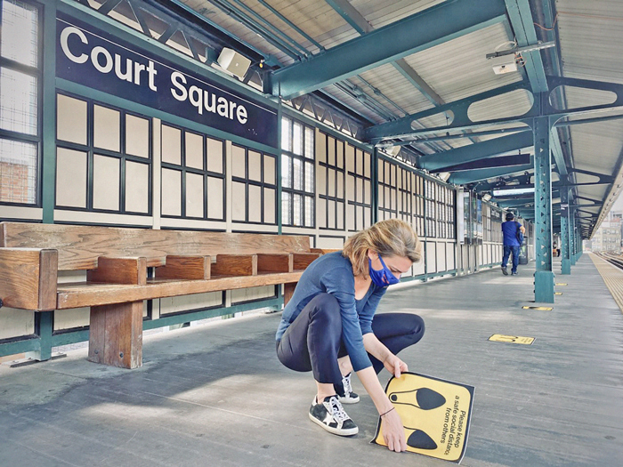 MTA Announces Action Plan as NYC Begins  Phase 1 Reopening