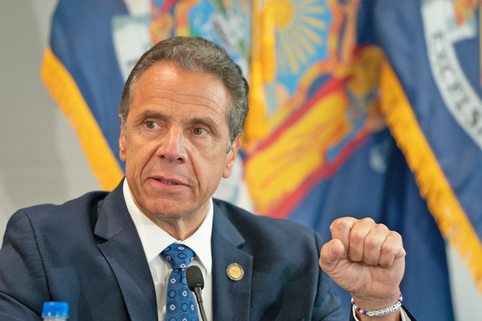 Cuomo Signs 'Say Their Name' Agenda into Law