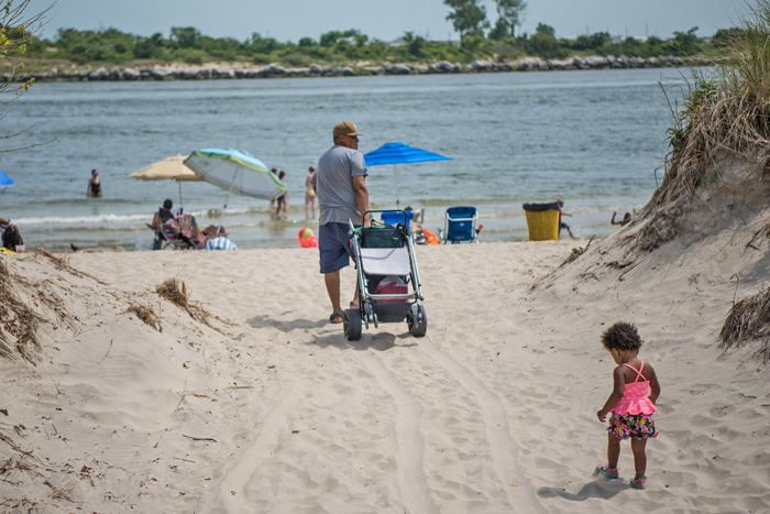 City's Eight Public Beaches now Open for Swimming