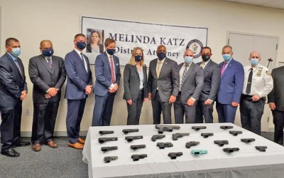 Gun-trafficking Ring Dismantled