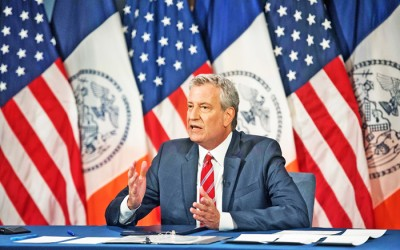 City Launches NYC Recovery Data Partnership