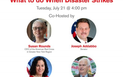 Borough Elected Officials Join Red Cross  for Virtual Preparedness Webinar